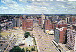 Salisbury. Vue Aérienne De L'avenue Jameson - Zambie