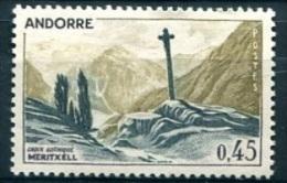 ANDORRE : Y&T*  N° 204 - Andorre Français