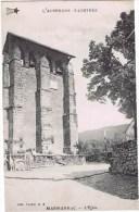Cpa MARMANHAC L EGLISE - Frankrijk
