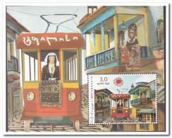 Georgië 2015, Postfris MNH, Transport, Tram - Georgië