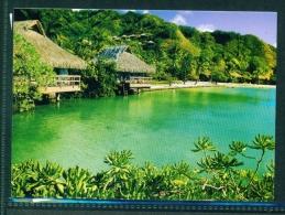 MALDIVES  -  Unused And Uncaptioned Postcard As Scan - Maldives