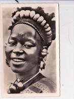 CP Photo Jeune Femme Somono  Collection G. LABITTE - Soudan