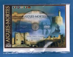 Carte DVD - AIGUES MORTES - Film La Visite - Sous Blister Fermé. - Monuments