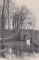 LE  PALAIS   (  87 )   Le Pont De La Route De St Priest - France