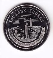 2001 Saugeen Shores Canada $2 Token - Canada