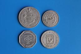 RFRA152 FRANCE TOKEN / 4 JETONS  RFRA152 - Monetari / Di Necessità