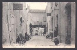 CASTILLONNES - La Rue De La Paix - France