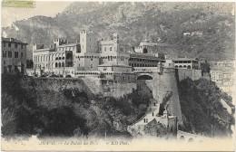 MONACO  (cpa Monaco) [33]   Le Palais Du Prince  - - Harbor