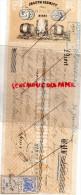 79 - NIORT - TRAITE JOSEPH SCHMITT - FOUDRIER -123 RUE SAINT JEAN - 1875 - 1800 – 1899