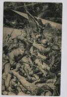 Gevechten Bij Forten Luik: Karabiniers Veroveren Duitse Vlag - Guerre 1914-18