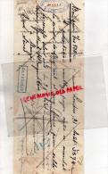 ROYAUME UNI- ANGLETERRE - LONDON TRAITE GEORGES SCHACHER BROTHERS-1874- A GUITARD BURGAUD- MAUZE-NIORT - Royaume-Uni
