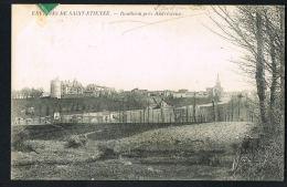 CPA 42 -BOUTHEON Prés ANDREZIEUX-Environs De SAINT-ETIENNE  - Vélo-voyagée 1910 - PAYPAL SANS FRAIS - Andrézieux-Bouthéon