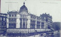 CPA-1009-MARSEILLE-(13)-NOUVELLES GALERIES-1907 - Canebière, Centre Ville