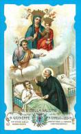 SS. GIUSEPPE E CAMILLO DE LELLIS -  Mm. 66X117 - E - PR - Godsdienst & Esoterisme