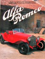 Le Grand Livre Des Marques : Alfa Romeo - Auto