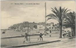 Var : Sanary , La Pointe Des Baux - Sanary-sur-Mer