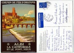 France - Albi - Plakat - Affiche - Arts