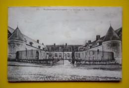80 - VADENCOURT - Le Chateau - France