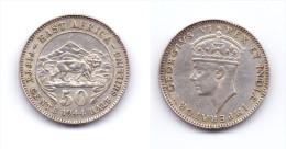 East Africa 50 Cents 1944 SA - Colonie Britannique