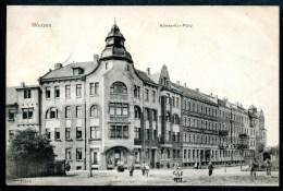 Wurzen, Könneritz-Platz, Kinder, 25.5.1908, Reinicke & Rubin - Wurzen