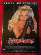 Dossier De Presse De Barb Wire (1996) – Pamela Anderson Lee - Merchandising
