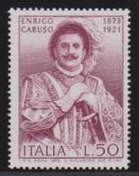 MB 2892) USA Mi# 1433 **: Enrico CARUSO, Tenor - Musica