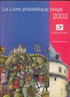 Le Livre Philatelique Belge, 2002 -sans Timbres - Tres Bon état