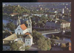 B475 VILNIUS - PANORAMA - Lituania