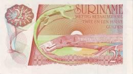 SURINAME P. 119a 2 1/2 G 1985 UNC - Surinam