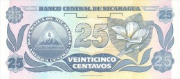 NICARAGUA P. 167/170 SET 1991 UNC (4 Billets) - Nicaragua
