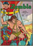 ZEMBLA N° 216  BIMENSUEL  DECEMBRE 1974 Edition LUG - Dirigeable - Zembla
