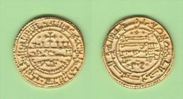 ALFONSO VIII  REY DE CASTILLA  1.158-1.214   MARAVEDI-ORO  Réplica   T-DL-11.227 - Monedas Falsas