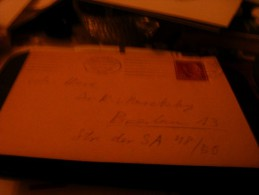 Brief Von Warschau Nach Breslau! Generalgouverment! - Deutschland