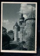 N1871 WUERZBURG, BAYER - FESTUNG MARIENBERG, BICK AUD DAS SCHRENBERG - ALTE KUNST IN FRANKEN K/1656 - Wuerzburg