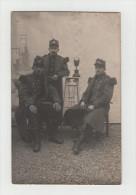 INFANTERIE - 3 Soldats Du 151° RI - 16ième Cie - Caserne Chevert - VERDUN - Guerre 14-18 - 1914-18