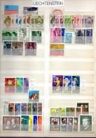 LIECHTENSTEIN  Old And Recent Used  & Mint Stamps - Liechtenstein