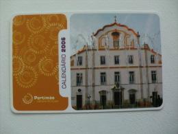 Câmara Municipal De Portimão Portugal Portuguese Pocket Calendar 2006 - Calendarios