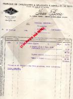 19 - BRIVE - TRAITE JEAN BORIE -17 AV. THIERS- MANUFACTURE CHAUSSURES-1933 - Factures & Documents Commerciaux
