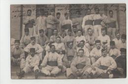 ARTILLERIE -  7° Groupe D´artillerie 2° Batterie - Bizerte (TUNISIE )  - Guerre 14-18 - 1914-18