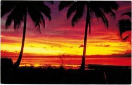 Sunset On The Fiji Islands - Fiji