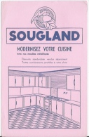 Buvard SOUGLAND - Blotters