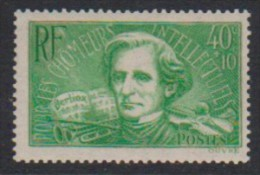 MB 2983) Frankreich 1936 Mi# 337 **: Hector BERLIOZ, Komponist - Music