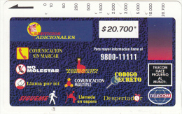 COLOMBIA(Tamura) - Montage Of Services 4($20700), Used - Colombia