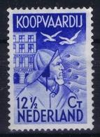 Nederland: NVPH Nr 260 MNH/**  Vertical Fold At Gum Side - 1891-1948 (Wilhelmine)