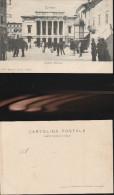 3310) CARRARA TEATRO ANIMOSI NON VIAGGIATA MA INTORNO AL 1902 BELLISSIMA E RARA - Carrara