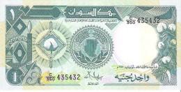 Sudan - Pick 39 - 1 Pound 1987 - Unc - Soudan