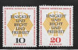 Germany Scott 9N158-59 Mint NH VF  CV 2.55 - [5] Berlin
