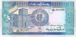 Sudan - Pick 50 - 100 Pounds 1992 - Unc - Soudan