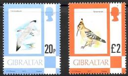 Gibraltar Scott   351 & 355 Part Of Set Mint NH    V Fine   CV 10.50 - Gibraltar