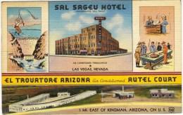 Sal Sageu Hotel In Las Vegas, Nevada - Alberghi & Ristoranti